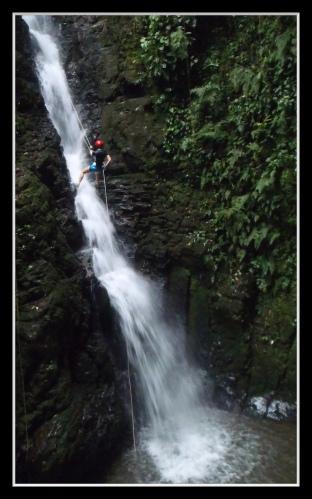 Canyoneering!